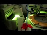 Ruler Automatic Screen Printer Automatic Screen Printing Machine for Rulers