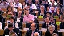 البرلمانيون الاوروبيون يصوتون على التعيينات الجديدية في المفوضية الاوروبية.
