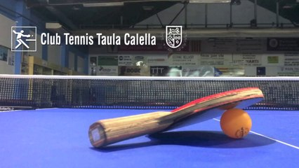 Entrenaments al Club Tennis Taula Calella