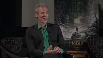 Le Hobbit : La Désolation de Smaug - Interview Jed Brophy VO