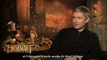 Le Hobbit : La Désolation de Smaug - Interview Martin Freeman VOST