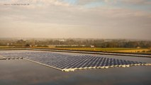 Fruit Farm Installs UK's First Floating Solar Plant to Save Space