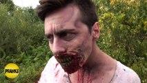 Zombies In Real Life Halloween Prank