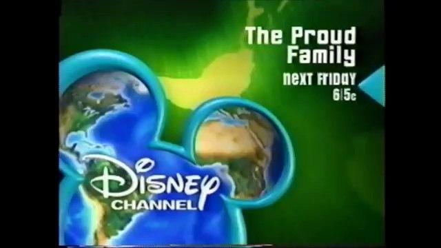 disney channel promos 4-2003