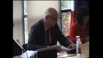 Communication sur la réunion de la Conférence sur la gouvernance économique et financière de l'UEM - Mercredi 8 Octobre 2014