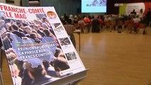 Jura : réunion publique sur la fusion Bourgogne-Franche-Comté à Montmorot