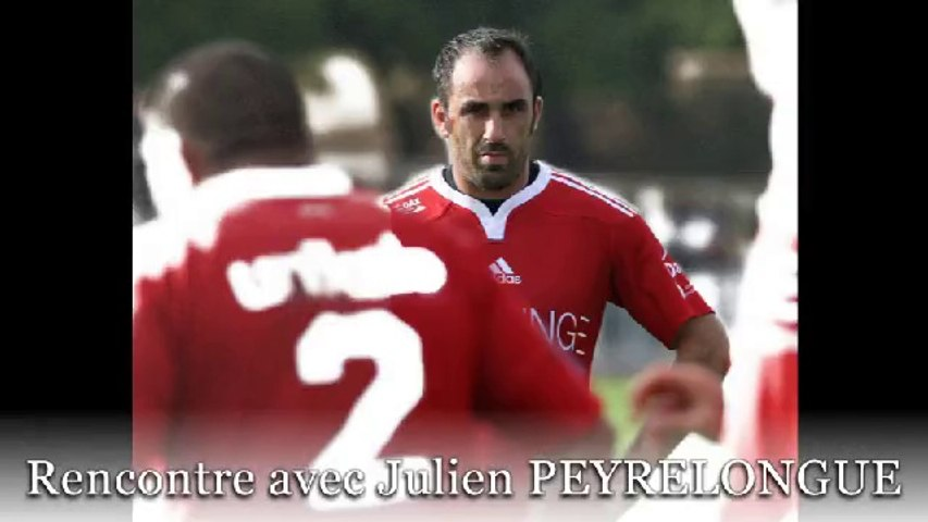Rencontre avec Julien Peyrelongue avant BO / U.S.DAX