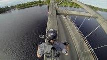 GoPro Epic Bridge Riding