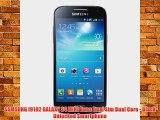 SAMSUNG I9192 GALAXY S4 MINI Duos Dual Sim Dual Core - Black Unlocked Smartphone