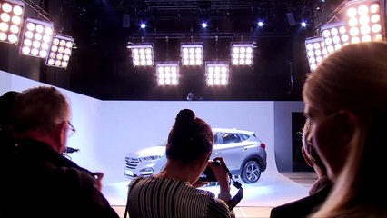 Der neue Hyundai Tucson - Vorab-Premiere in Berlin