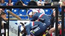 VIDEO. Kevin Sireau et l'équipe de France champions du monde