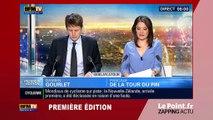 Sarkozy traite Hollande de menteur - Zapping du 19/02