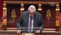Motion de censure (projet de loi Macron) : intervention d'André Chassaigne (PCF-FdG)