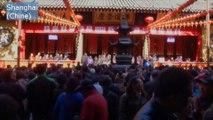 Nouvel an chinois: l'Asie célèbre l'année de la Chèvre et du Mouton