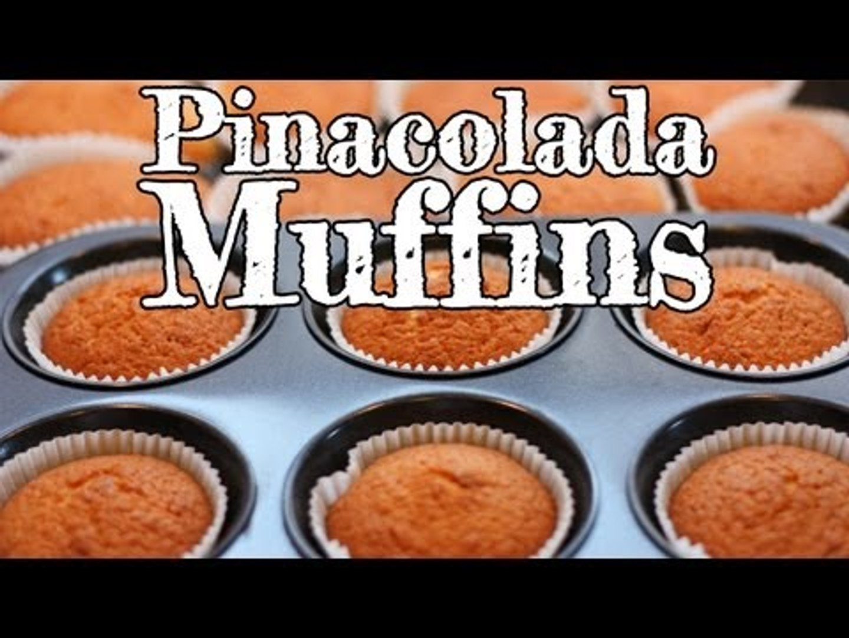 Rezept   Pinacolada Muffins Red Kitchen   Folge 20