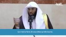 Un cheikh saoudien pense que la Terre ne tourne pas sur elle-même