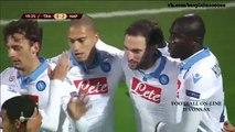 Трабзонспор - Наполи 0-4  Лига Европы УЕФА 2014-2015  19.02.2015  Обзор матча  Highlights