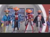 GoGo Sentai Boukenger Super Sentai 30th Anniversary Special File Funny Moments