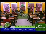 Road To World Cup - Safar Nahein Asaan with Rana Naved-Aaqib Javed-Umar Gul - Part 2