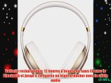 Beats by Dr. Dre Studio Wireless Casque audio - Or