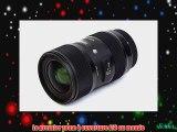 Sigma Objectif 18-35 mm F18 DC HSM ART - Monture Canon