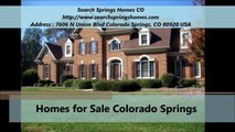 Search Springs Homes CO : Homes for Sale in Colorado Springs