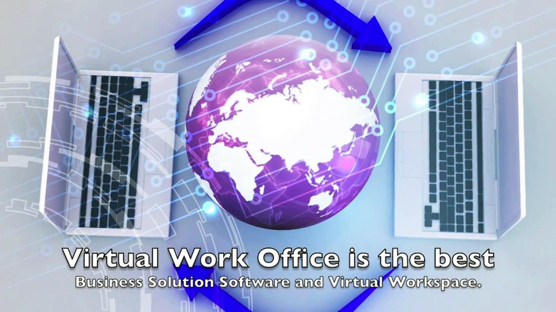 Virtual Work Office - Virtual Workspace