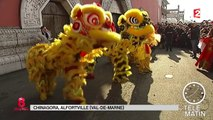 Nouvel an chinois : la France entre dans l'année de la chèvre