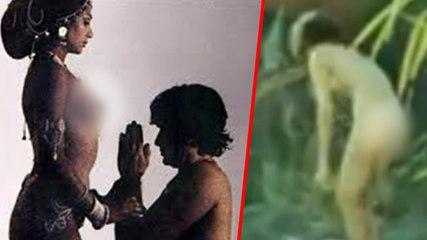 Simi Garewal Nude Scene In Indian English Film 'Siddharth'