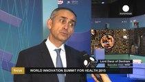 مؤتمر القمة العالمي للابتكار في الرعاية الصحية 2015لتحسين هذه الرعاية وتخفيض تكلفتها