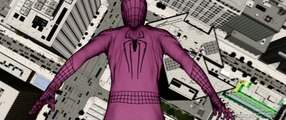 Making of The Amazing Spider-Man 2 - CG Environment