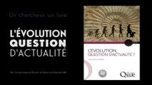 """Guillaume Lecointre, """"L'évolution, question d'actualité ?"""" (Conférence Un chercheur, un livre)"""