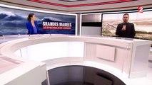 Le Mont-Saint-Michel redeviendra une île à six reprises ce week-end