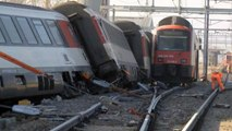 Swiss train crash leaves dozens injured