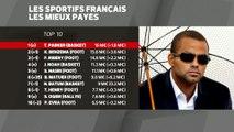 Tous sports - Argent : Tony Parker, sportif français le mieux payé