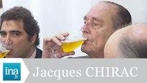 Jacques Chirac au Salon de l'Agriculture 2009 - Archive INA