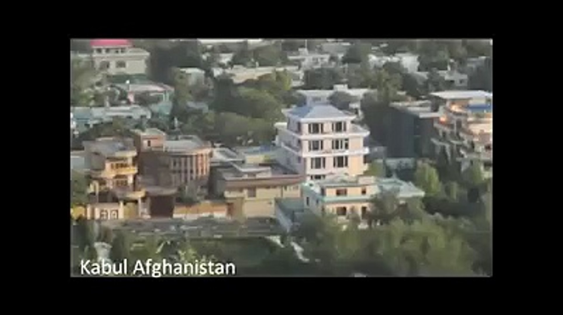 A Beautiful Song About Beautiful Kabul-