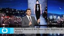 Kenny G, Warren G Will Team Up for 'Regulate' on 'Kimmel'