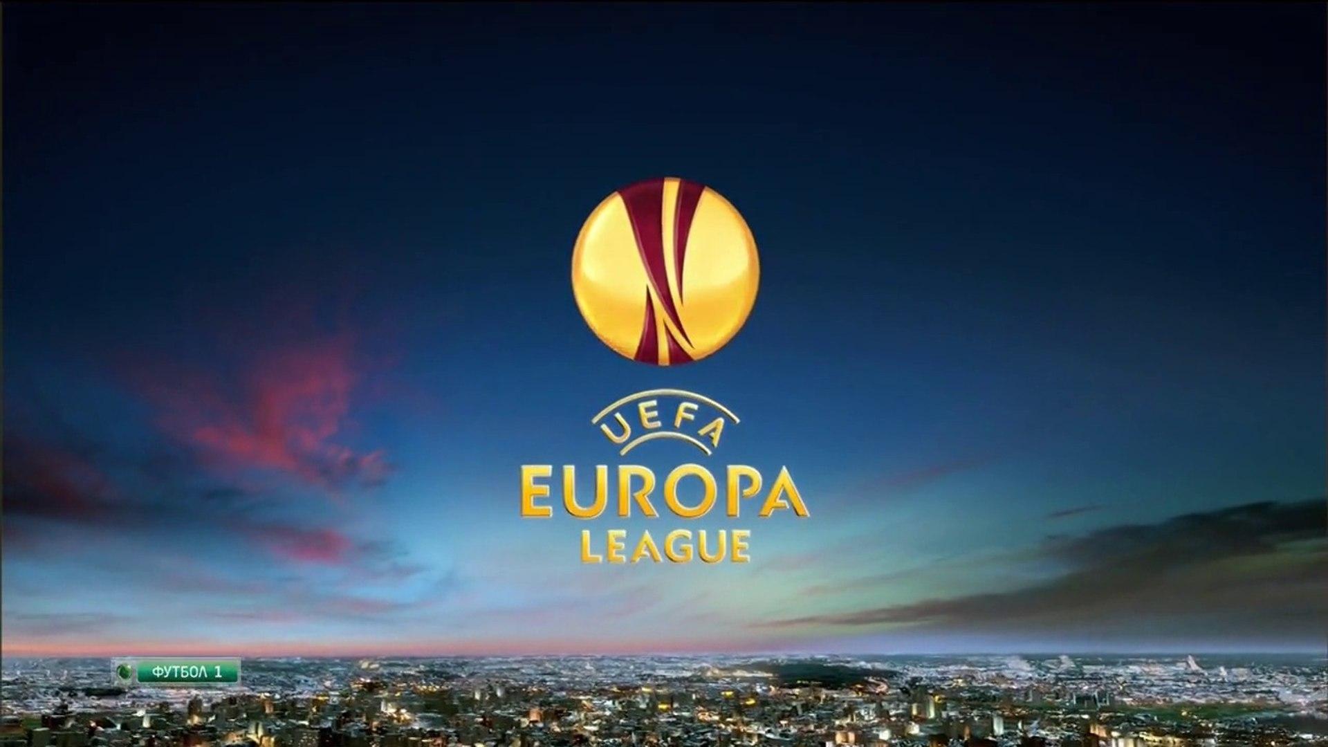 League Europe 2014-2015  Лига Европы 2014-15 _ 1_16 Финала _ Первые матчи  Highlights Полный обзор м