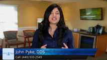 John Pyke, DDS Avon Lake         Remarkable         5 Star Review by Veronica K.