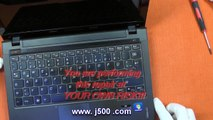 Lenovo Ideapad Laptop Replace Keyboard S205