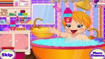 冷凍ゲーム - 赤ちゃんのエマお風呂ゲーム - 無料オンライン·ゲーム