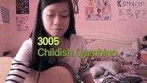 3005 - Childish Gambino (Cover)