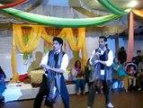 2 BOYS DANCE IN WEDDING PARTY