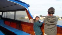 Balade en bateau vers les iles sur le lac Majeur Fév 2015