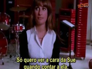 Britney mencionada na série 'Glee'