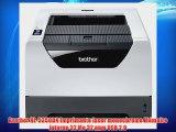 Brother HL-5350DN Imprimante laser monochrome M?moire interne 32 Mo 32 ppm USB 2.0