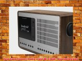 Revo SuperConnect Radio-r?veil Wi-Fi DAB  Bluetooth Argent
