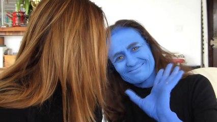 Pour la journée mondiale de l'autisme : peignez-vous en bleu!