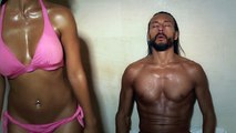 Laly de Secret Story et Bob Sinclar dans un sauna Laly of Secret Story and Bob Sinclar in a sauna!